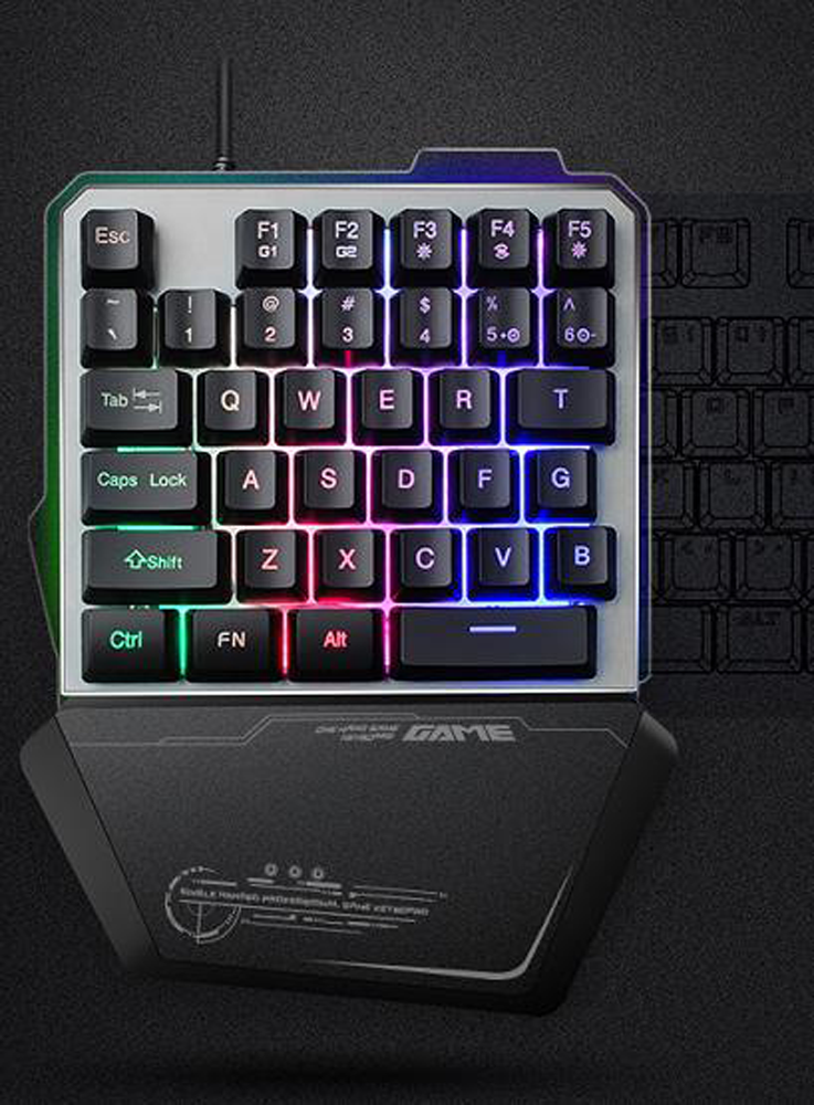 details-ovegna-shk1-keyboard-for-gamers-one-handed-mechanical-backlit-7-colors-base-reforced-aluminum-windows-7-8-10-macos-and-linux--23