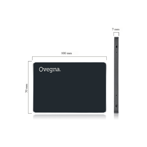 Ovegna SD1: High Performance 2.5 Inch Internal Flash SSD, 1 TB, 3D NAND Flash, SATA III 6 Gb / s, Up to 540 MB / s, Data Storage and PC Workloads (128 GB) Hover